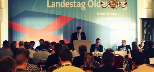 Landestag Oldenburg 2014