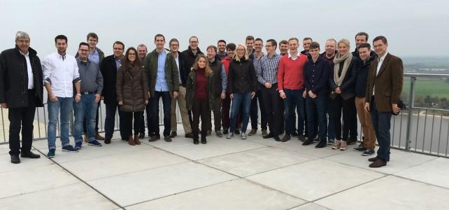 Junge Union beschäftigt sich mit niedersächsischer Hafenwirtschaft