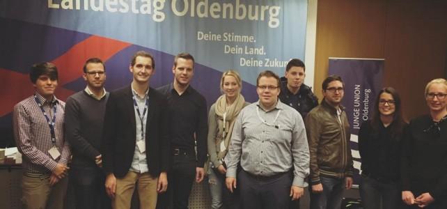 Landestag Oldenburg 2015