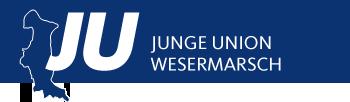 Junge Union Wesermarsch